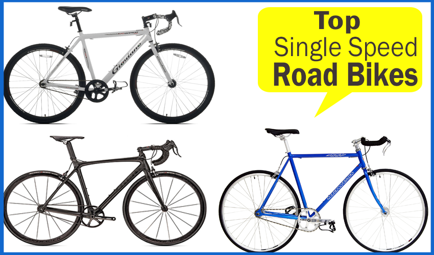 top single road bikes