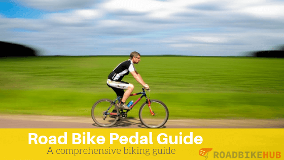 How to do Road Bike Pedal Guide